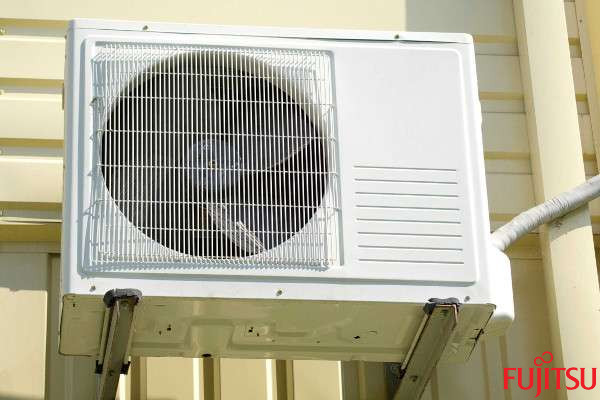 instalación aire acondicionado fujitsu barcelona