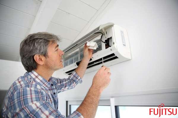 sistemas de climatización multisplit fujitsu sevilla